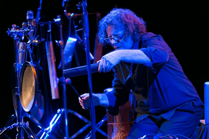 Percussionist Renzo Spiteri takes over as artistic director for Ghanafest