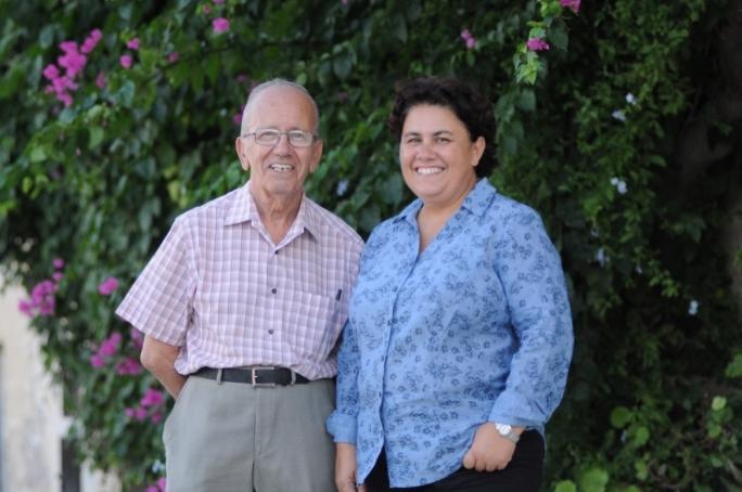 Joseph and Henriette Mallia • Photo by Mario Micallef