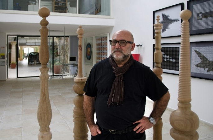 Norbert Attard at Gozo Contemporary