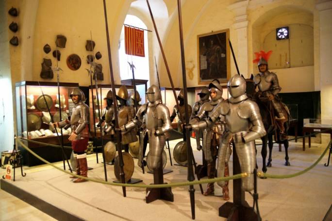 Grandmaster's Palace armoury