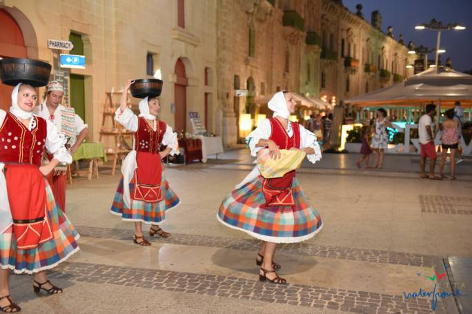 Experience Maltese Nights every Thursday until 28th September at 8:00 PM