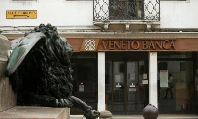 Veneto Banca and Banca Popolare di Vicenza will be divided into good and bad banks