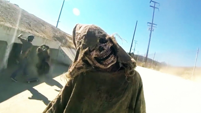 Horror on the run: V/H/S is back to terrify