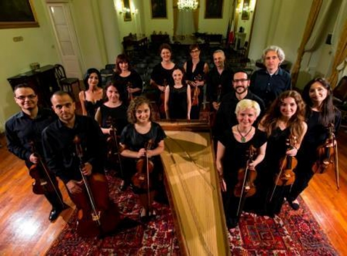 VIBE (Valletta International Baroque Ensemble) is the resident ensemble of the Valletta International Baroque Festival, consisting predominantly Maltese musicians, guided by foreign Baroque specialists.