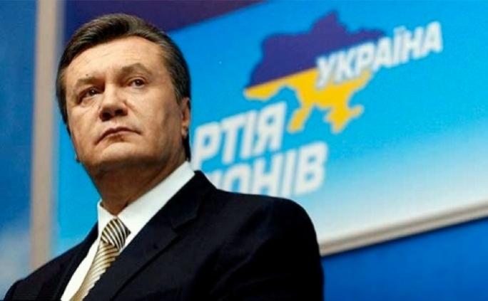 Ukranian President Viktor Yanukovych.