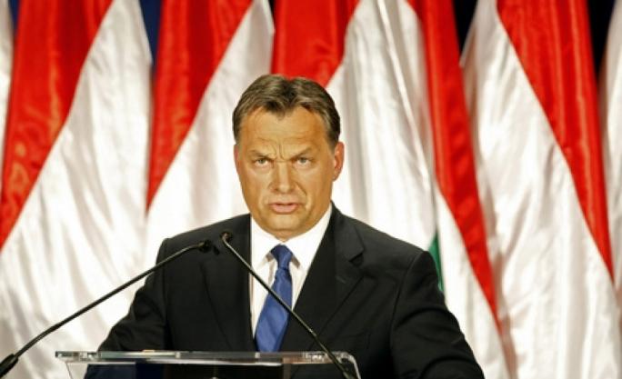 Hungarian PM Viktor Orban