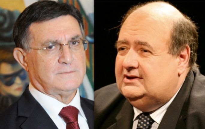 The feud between Vince Farrugia and Tony Zarb has been going on since the 2003 EU accession referendum.