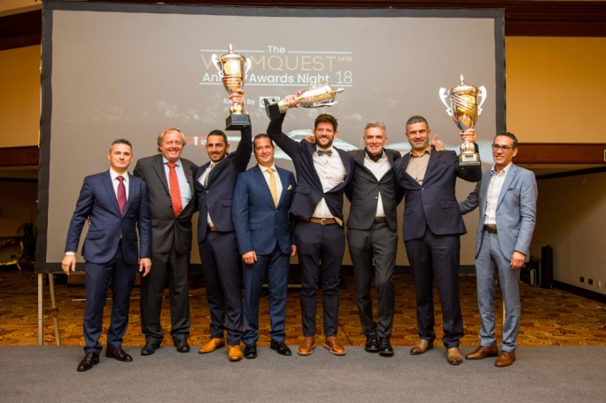 VOOMQUEST holds Enemed V2 Powerboat Championship 2018 Awards Night & Gala Dinner