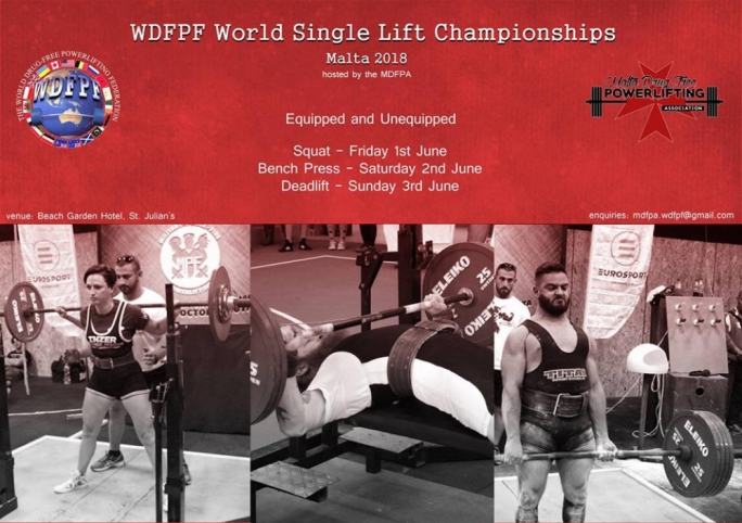 The 2018 World Single Lift Championships