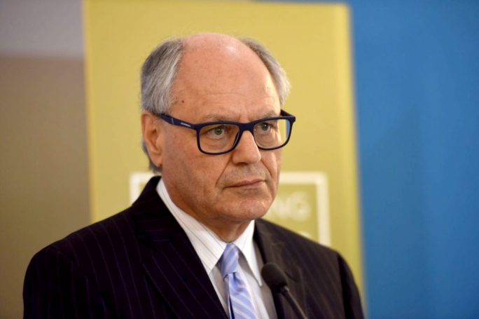 Financer Minister Edward Scicluna