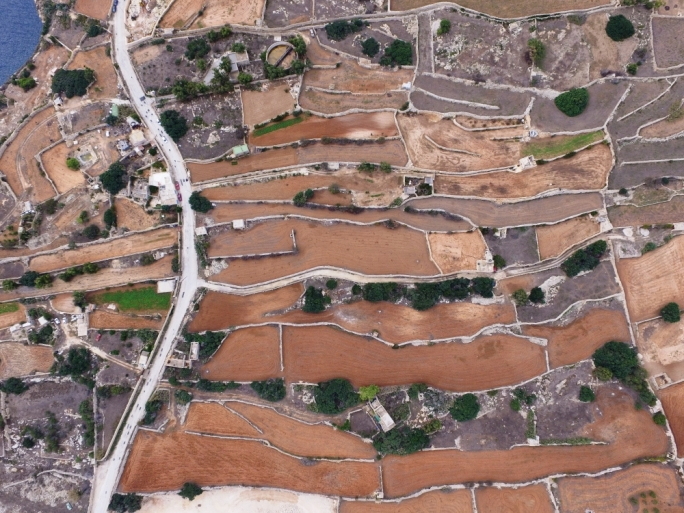 The site at Wied Moqbol in Zurrieq is designated as an agricultural area