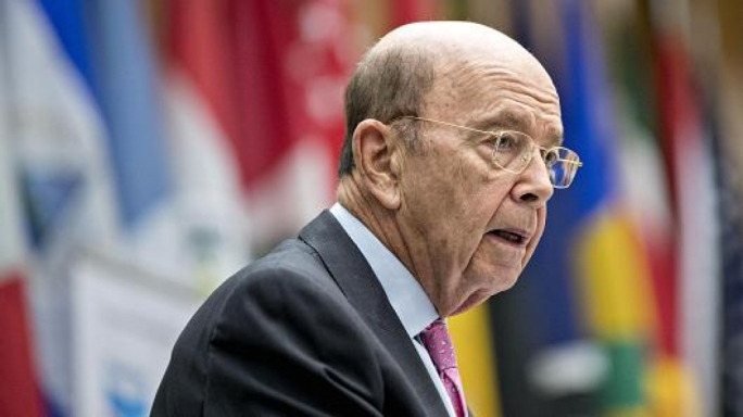 Commerce Secretary Ross 'Open to Resuming' Talks on Trade Deal With Europe