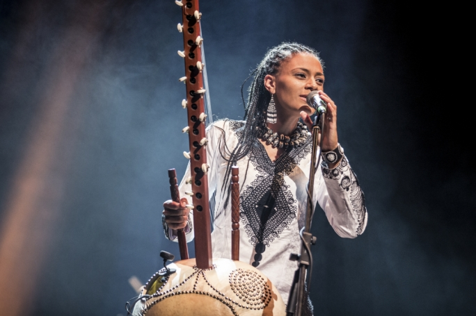 West African virtuoso Sona Jobarteh