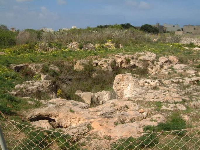 The Xaghra Stone Circle