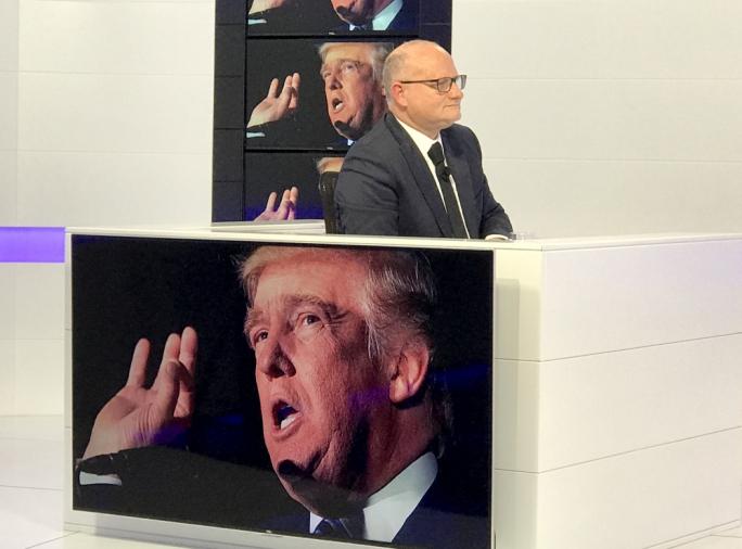 Ambassador: 'Donald Trump loves refugees'