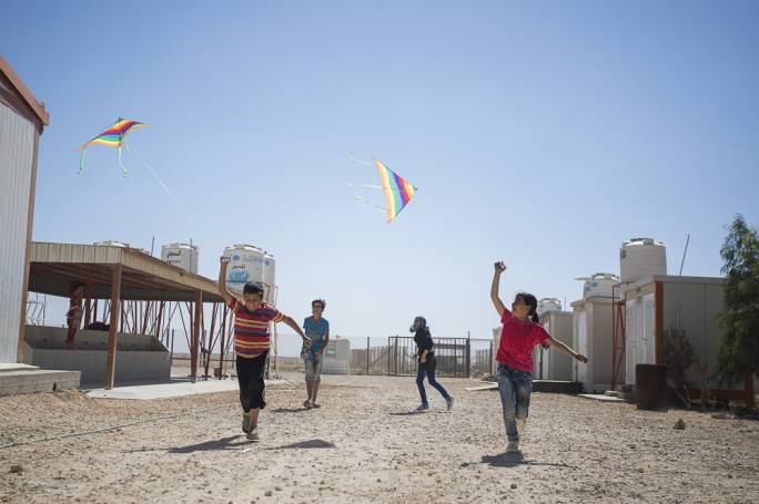 Over the last five years, the Norwegian Refugee Council has trained more than 7,500 Syrians in new vocational skills in Zaatari, and hosted more than 6,000 children in its education centres