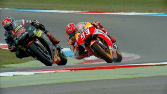 Johann Zarco wins his first MotoGP pole in Assen