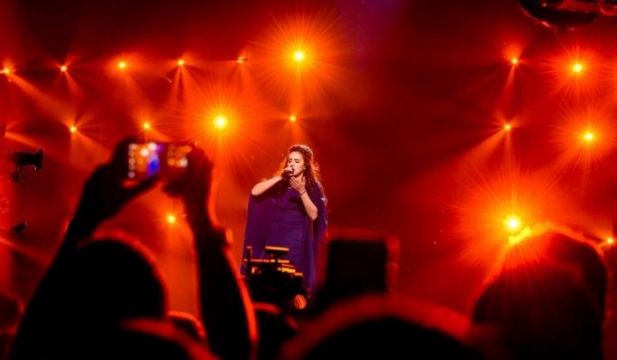Ukraine's performer Jamala has won the Eurovison Song Contest 2016