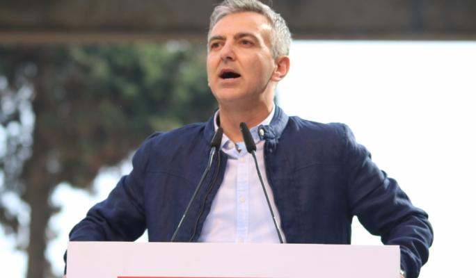 PN leader Simon Busuttil • Photos: Marc Edward Pace