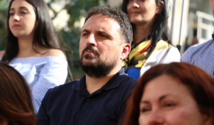Michael Briguglio, former chairperson of Alternattiva Demokratika