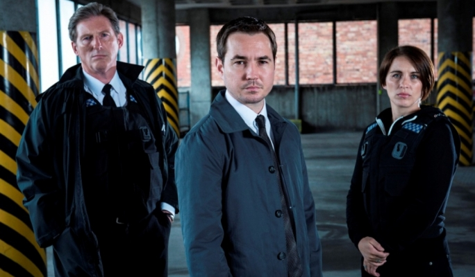 British police drama Line of Duty returns to GO Stars with a second series premiering on Saturday 3rd May.