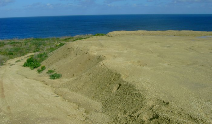 Flimkien Ghal Ambjent Ahjar (FAA) have alerted the Planning Authority to unauthorised works taking place at Ta' Muxi quarry, Gozo