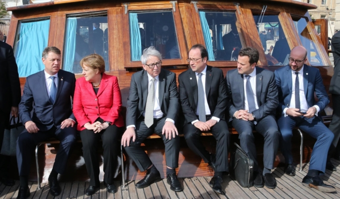After EU summit, critics unhappy about pushback plan for the EU's election year