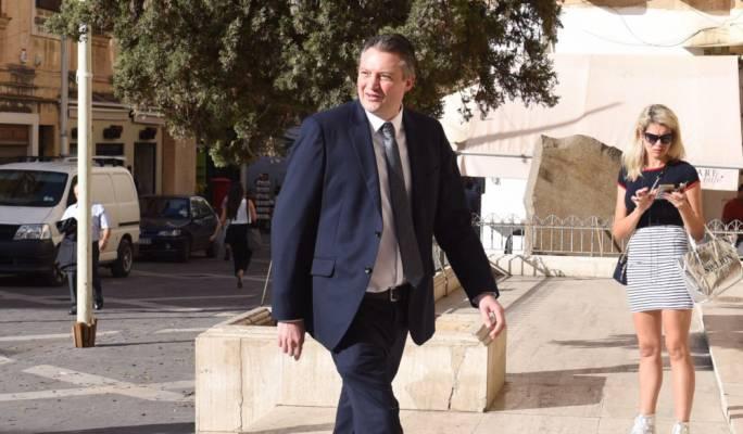 Tourism Minister Konrad Mizzi. Photo: James Bianchi