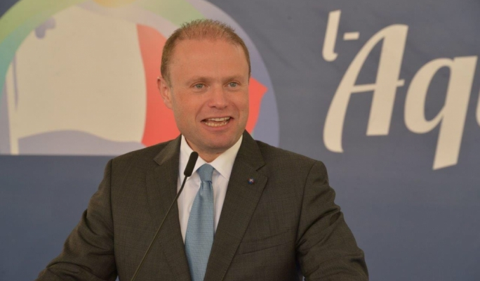 Prime Minister and Labour leader Joseph Muscat