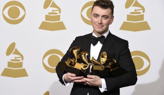 British singer Sam Smith had been confirmed as the next voice behind the James Bond theme