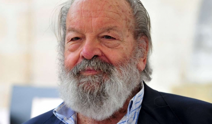 Bud Spencer played in more than 20 films from the 1950s to the 1980s, often alongside his friend Terence Hill