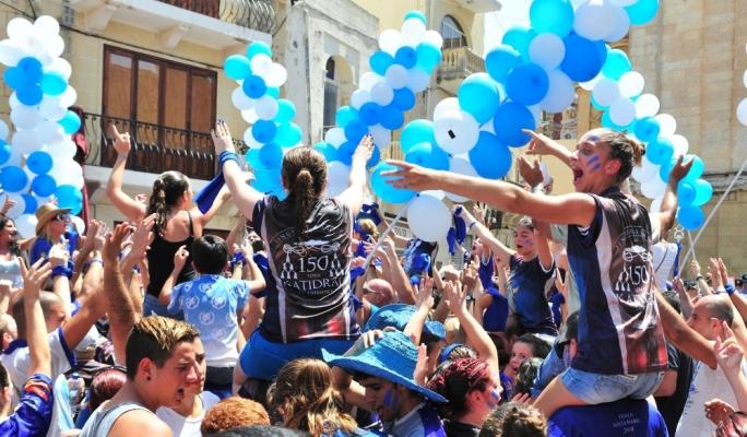 Seven localities celebrate Santa Marija on 15 August