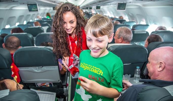 Photo: Jason Muscat/Air Malta