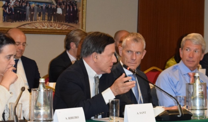 Alfred Sant warns EU, US and Russia of need to converge on Libya