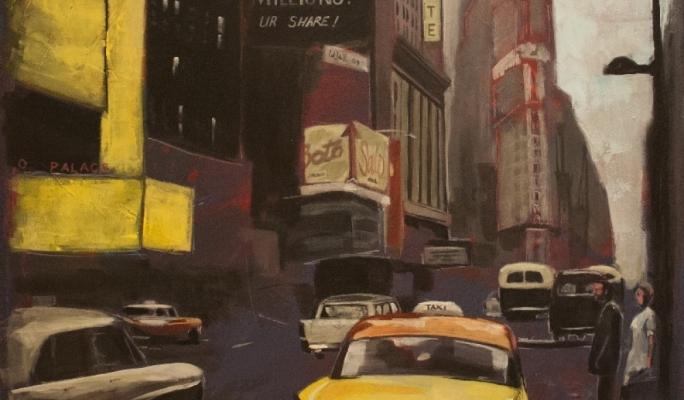 Arthur Aquilina - New York