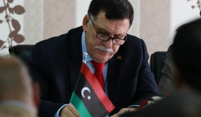 Libyan PM meeting Donald Tusk ahead of Malta Summit