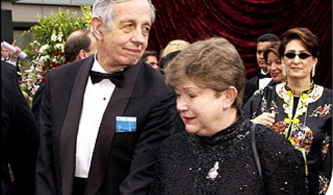 Mathematical genius John Nash and wife Alicia have lost their lives in a tragic car crash