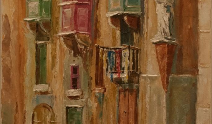 Francis Galea - Valletta Residence