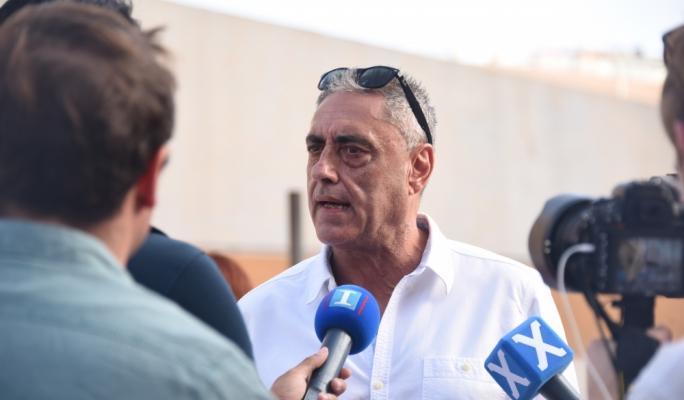 Ghaqda Patrijotti Maltin President Henry Battistino
