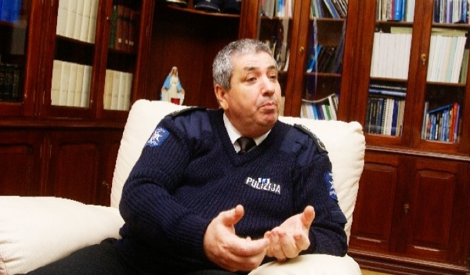 Former commissioner of police John Rizzo said he could not arraign Dalli during the 2013 elections