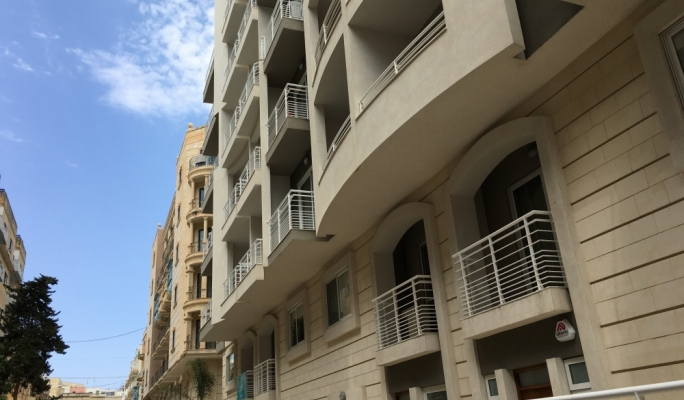 Some IIP families have been registered as living here on Depiro Street in Sliema at Belmonte Heights and Depiro Point