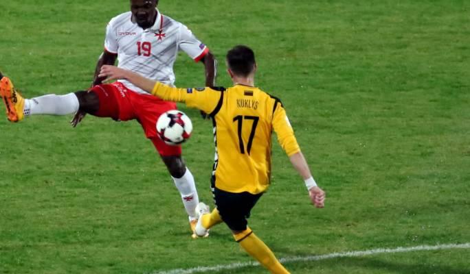 Malta vs Lithuania - Photos by Christine Borg