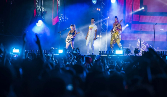 DNCE (Photos by James Bianchi/MediaToday)