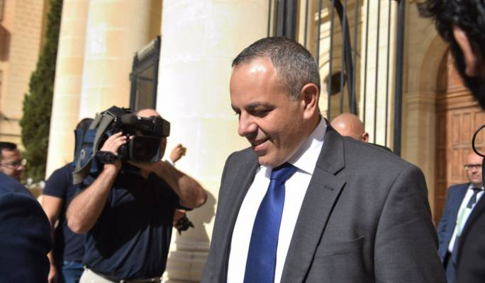 OPM chief of staff, Keith Schembri