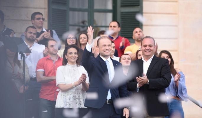 Prime Minister Joseph Muscat • Photos: James Bianchi
