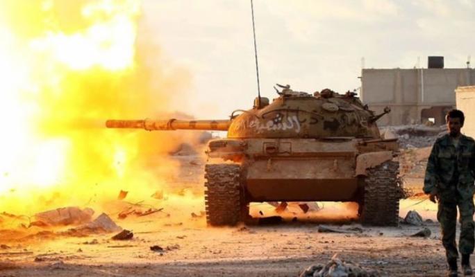 Libya's Haftar forces recapture oil ports at Sidra and Ras Lanuf