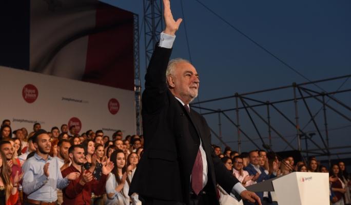 Deputy prime minister Louis Grech (Photo: Chris Mangion/MediaToday)