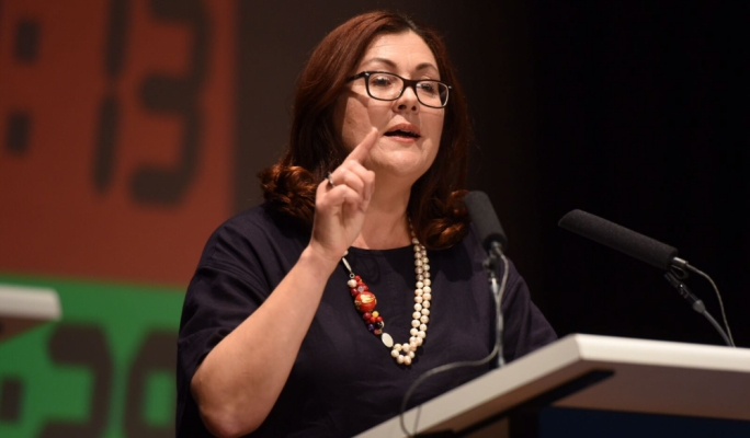 Partit Demokratiku leader Marlene Farrugia