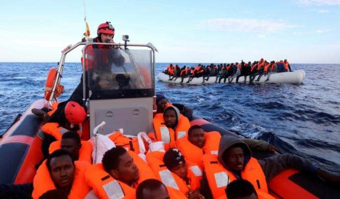 Libyan coastguard intercepts 1,131 asylum-seekers