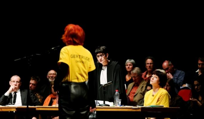 Please, Continue (Hamlet). Photo: Magali Girardin